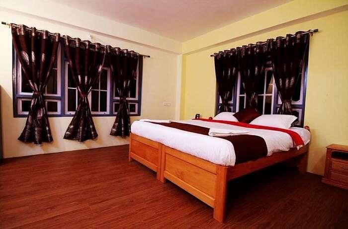 Sikkim luxury hotels