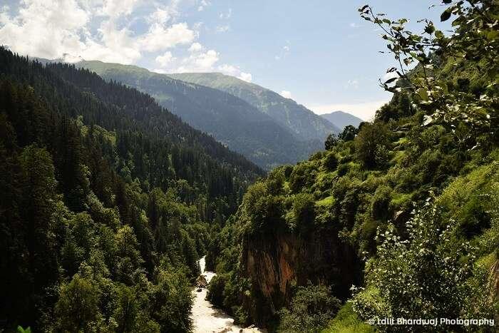 weekend trip to Kasol