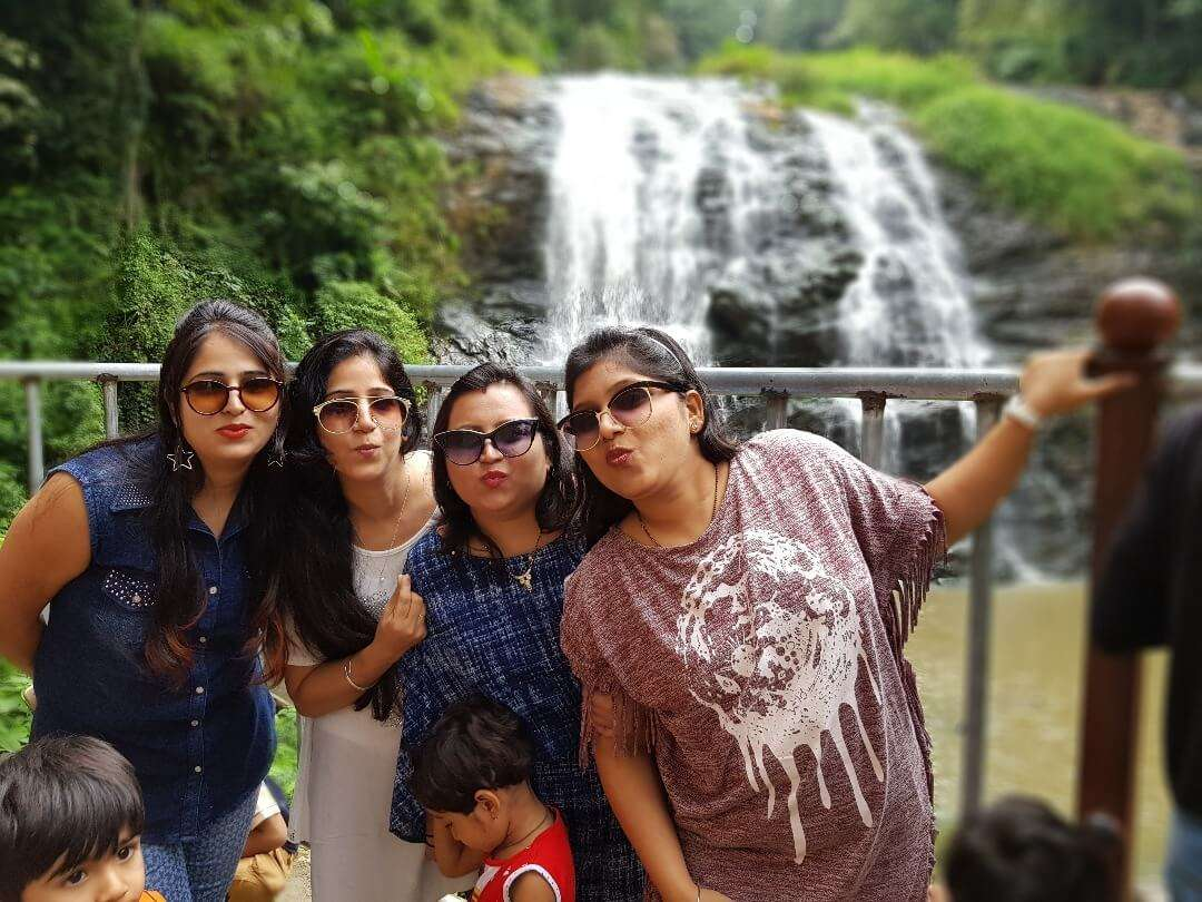 family trip to Coorg