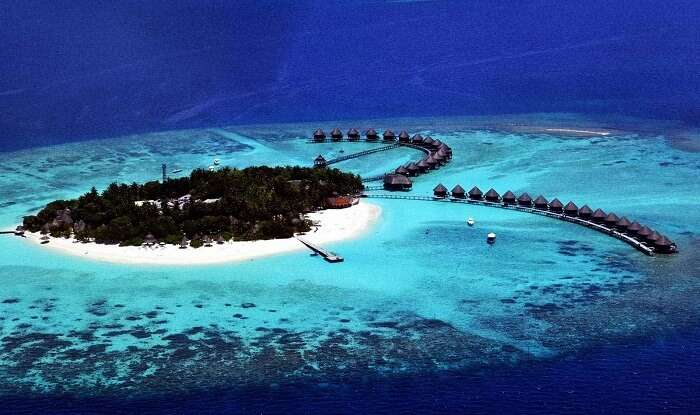 Island of Maldives