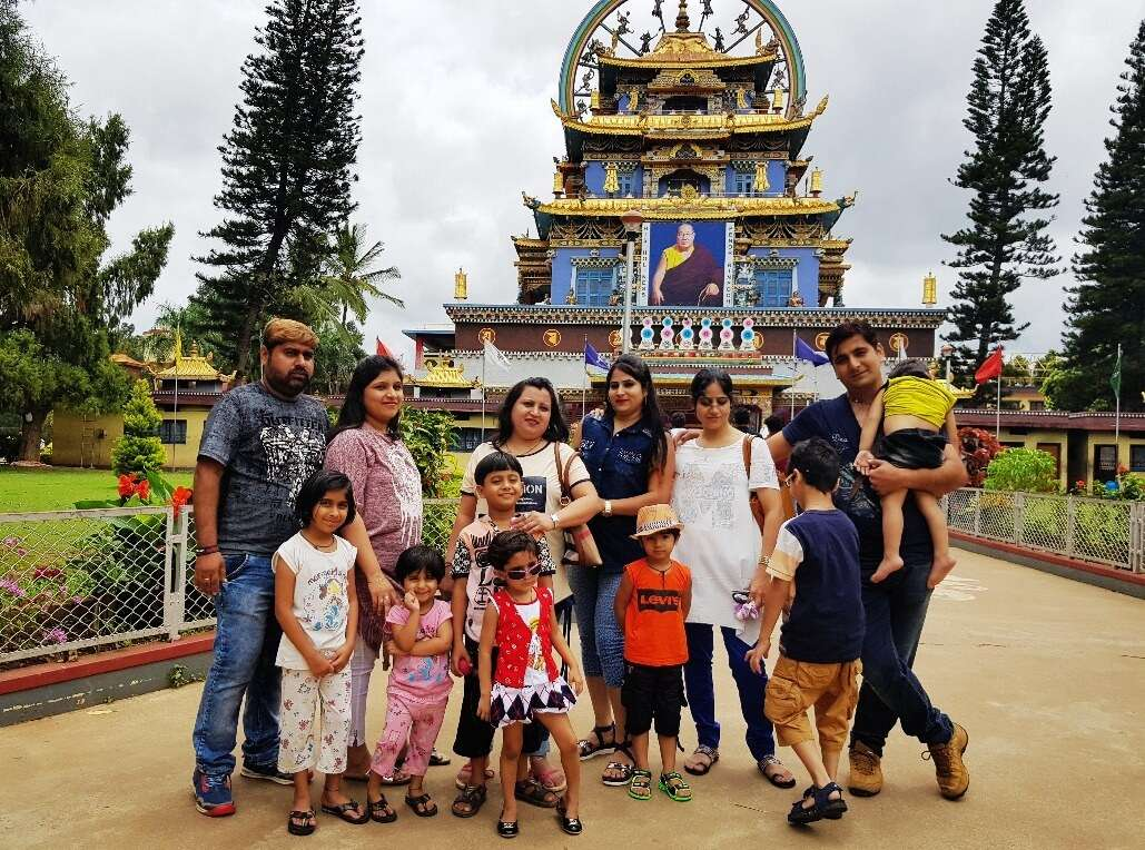 family trip to South India