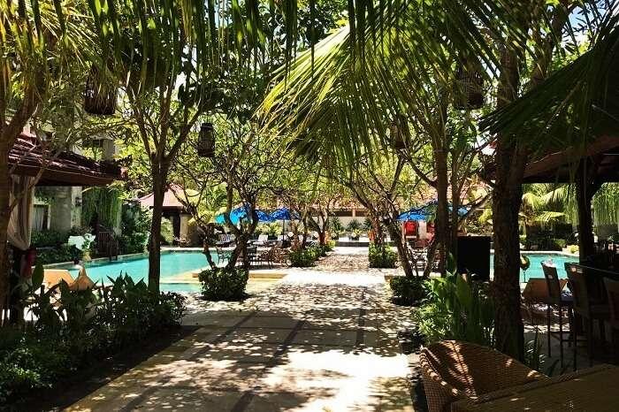 The Grand Bali Resort
