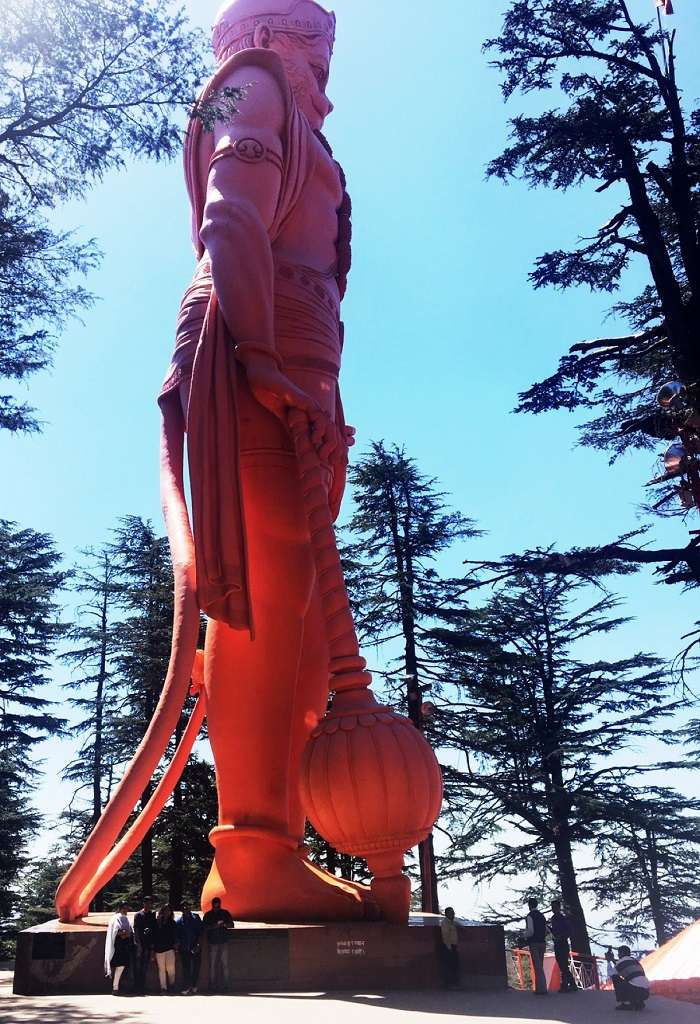 trip to Shimla with family