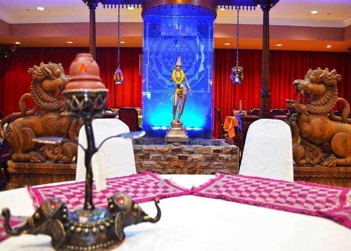 Annalakshmi Restaurant in Kuala Lumpur