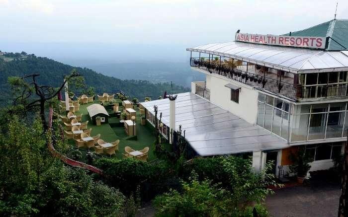 Asia Health Resort in