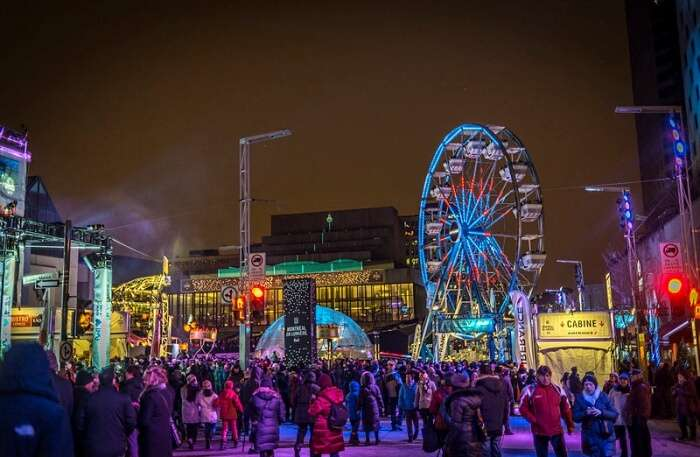 Montreal en Lumiere (High Lights Festival)