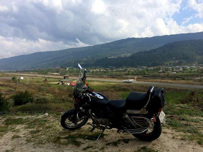 bhumthang airport in bhutan