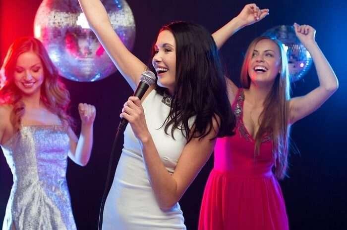 sing the night away at charltons karaoke bar