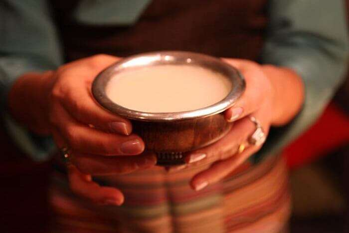 have chhaang, alcoholic beverage of sikkim