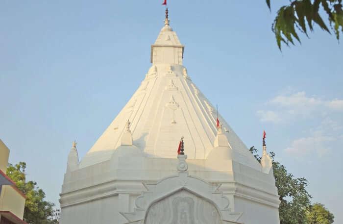 Firozabad  Temple View