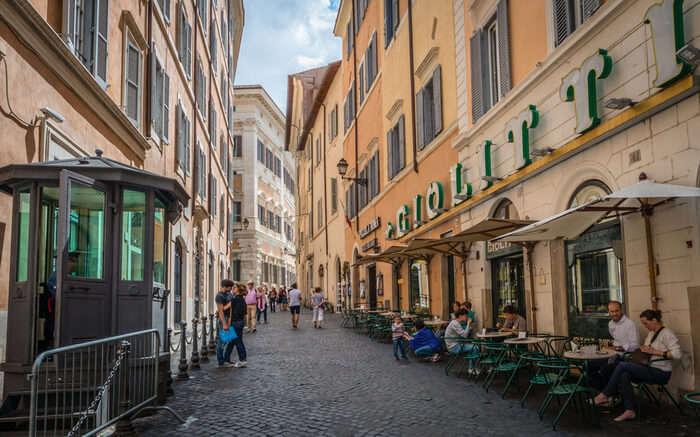Giolitti in Rome