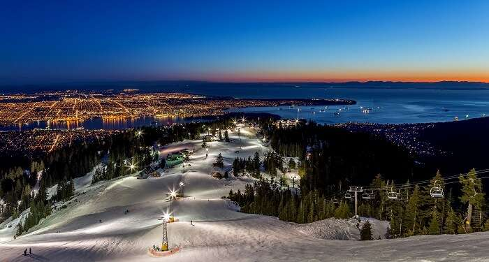 best places to visit in canada in december