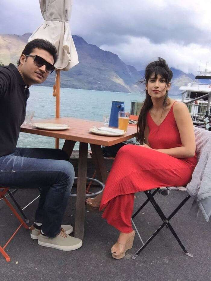 indian couple in new zealand