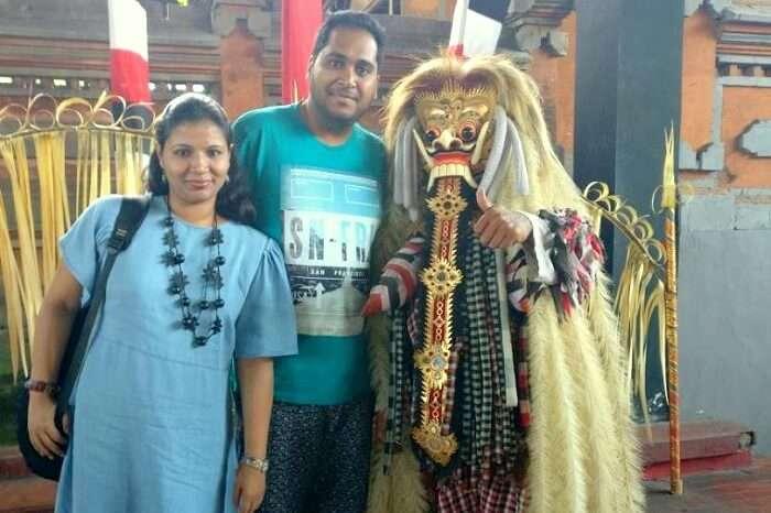 cultural shows in Bali
