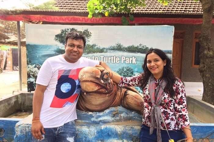 turtle island visit