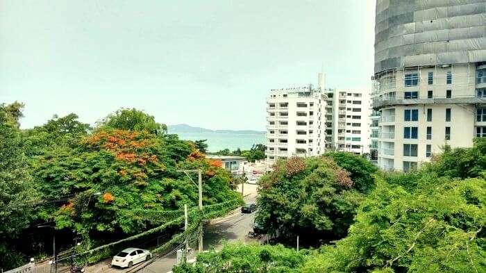 accommodation in pattaya