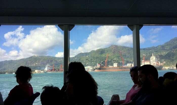 praslin island seychelles