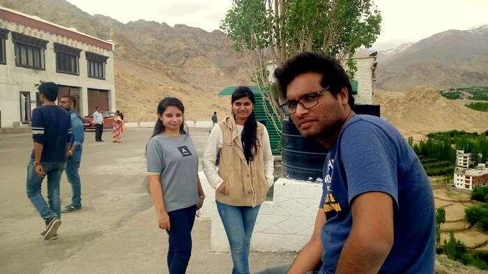 sightseeing in ladakh