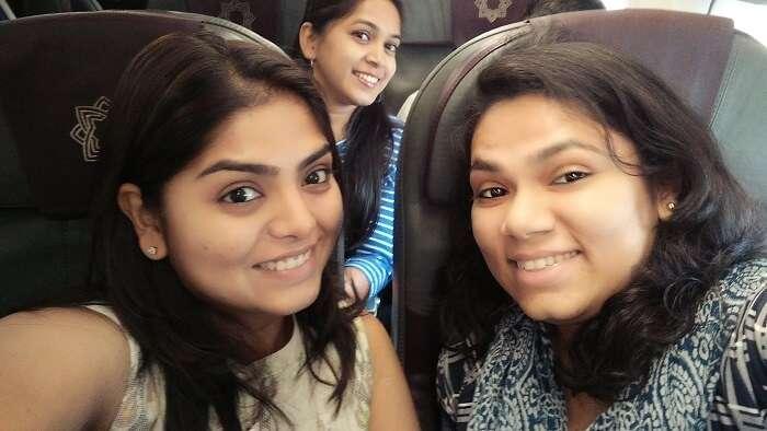 friends trip to guwahati