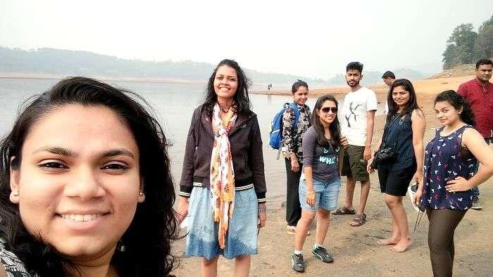 friends in cherrapunjee