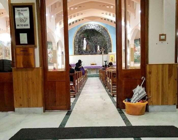 churches in shillong