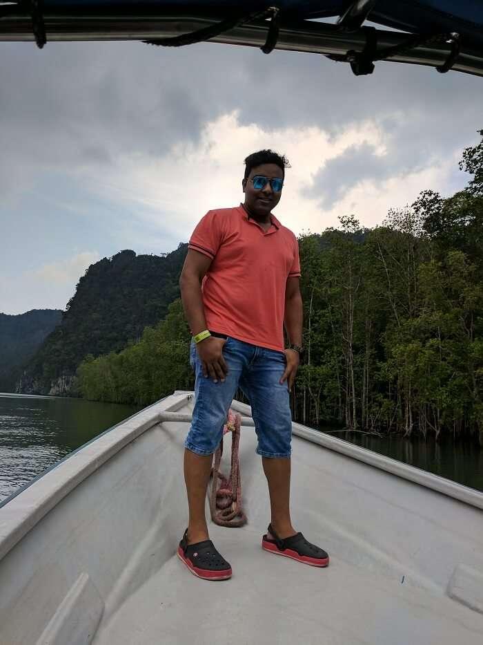 langkawi boating