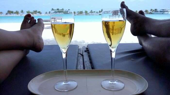luxury trip to maldives