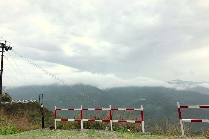 cool weather in kumaon hills