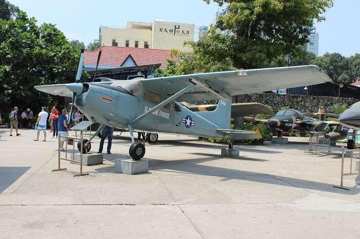 war museum in vietnam