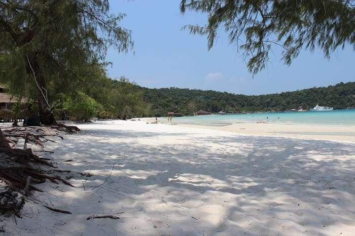 koh rong islands