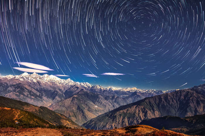 a stayy night at Langtang valley