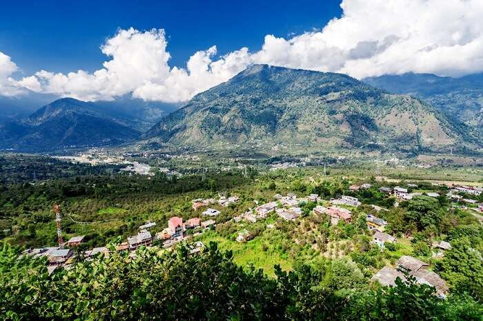 beautiful villages near manali