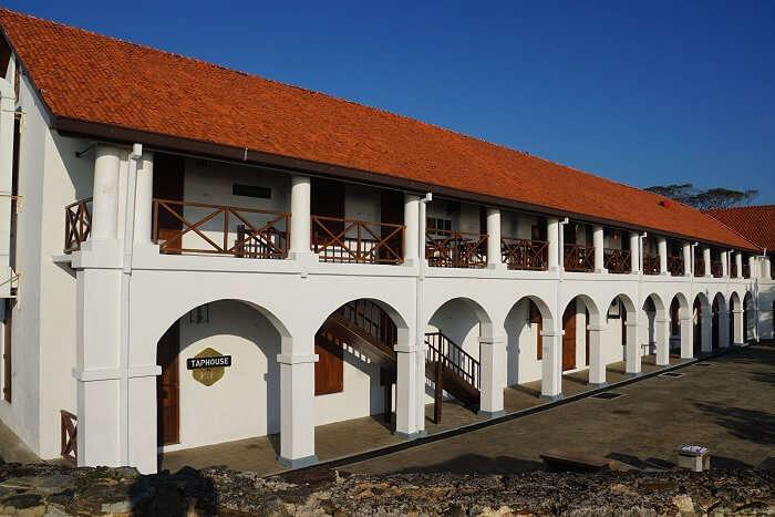 old popular hospital site