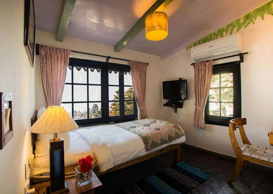 a beautiful room in Rokeby Manor of Landour