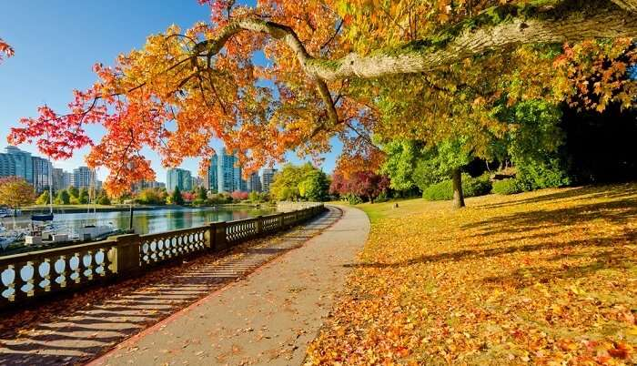 Stanley Park Canada