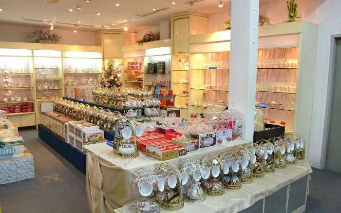 The Zon Shopping Paradise in Langkawi
