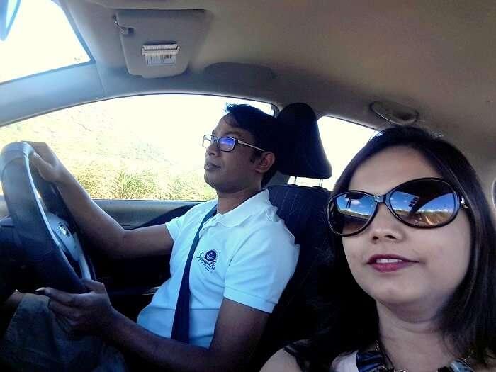self drive cars in mauritius
