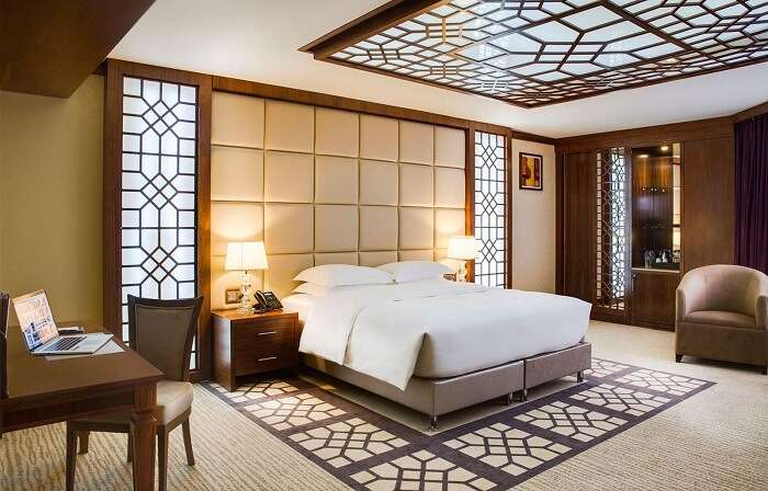 Cristal Hotel in Abu Dhabi