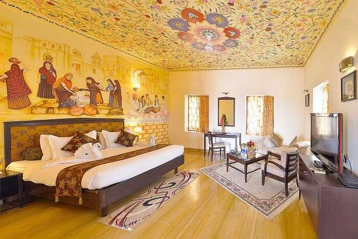 desert tulip hotel in jaisalmer
