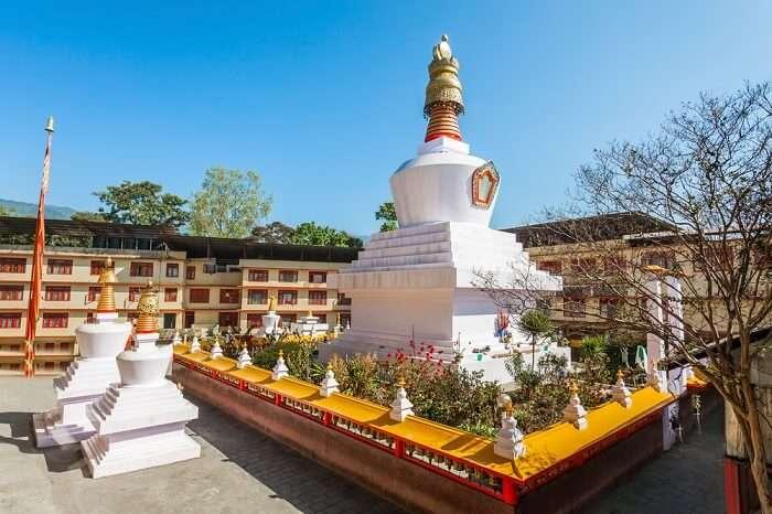 visit dro dul chorten in sikkim