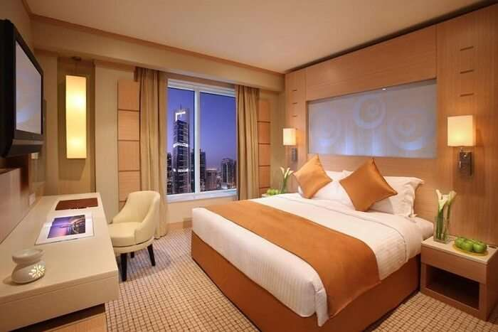 stay at fortune grand