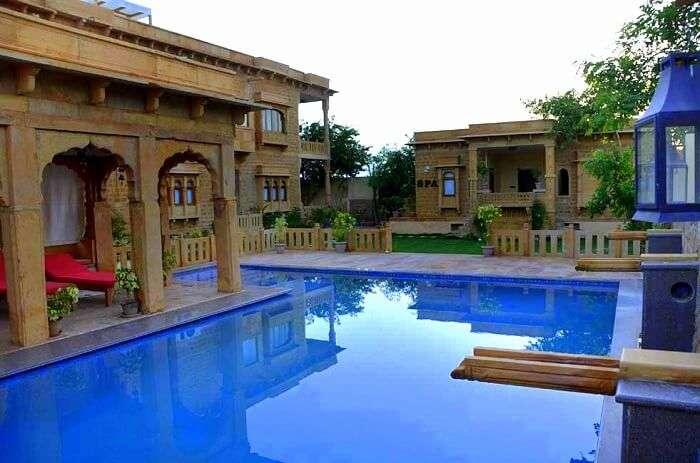 gulaal hotel in jaisalmer