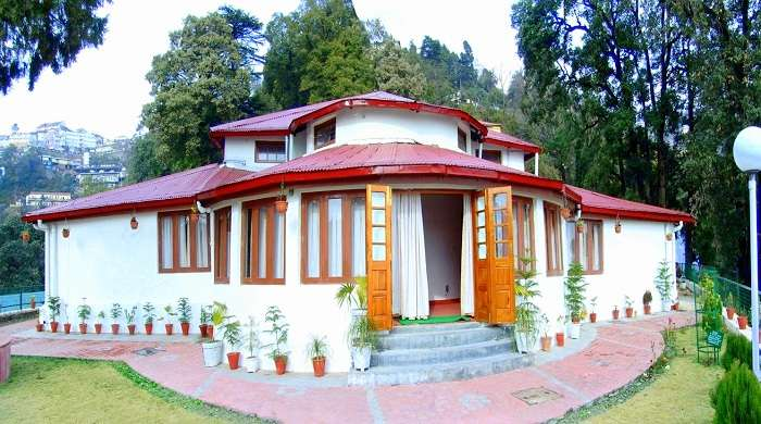 central government holiday home in mussoorie