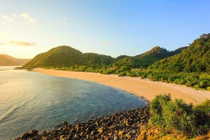enjoy a visit to kuta beach