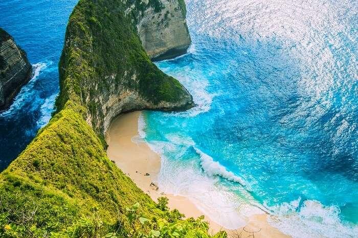 explore rich landscapes of nusa penida