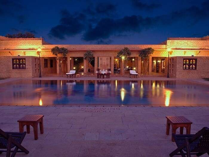 rawalkot hotel in jaisalmer