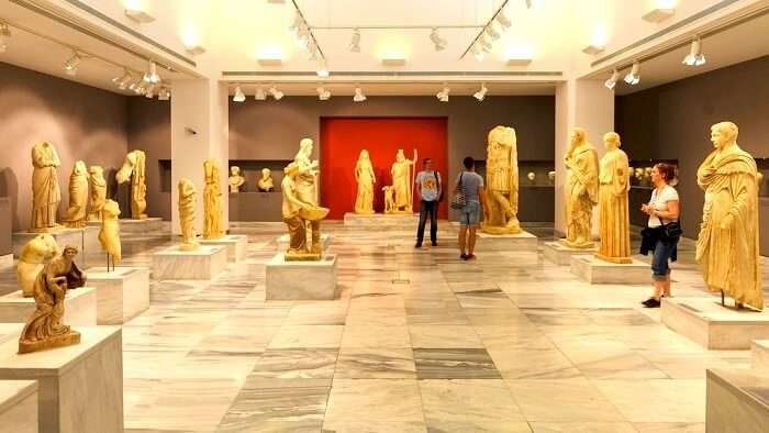 hieraklion in greece