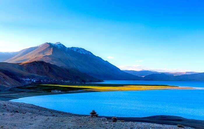 Tso Moriri Lake Kashmir