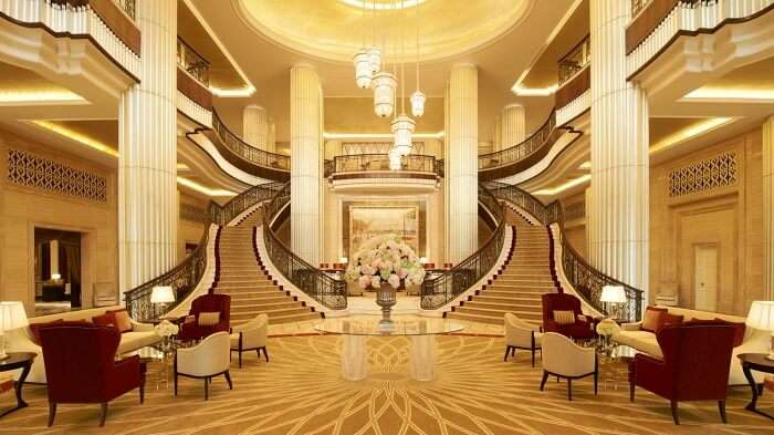 The St Regis in Abu Dhabi