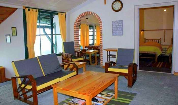 tabor cottage in mussoorie